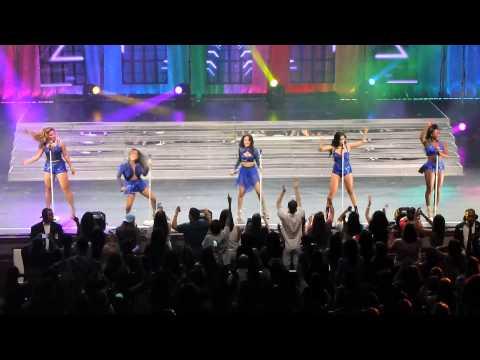 Fifth Harmony - Miss Movin On Medley Live HD Orlando