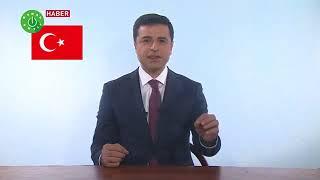 Selahattin Demirtaş'ın TRT Konuşması-17 Haziran 20