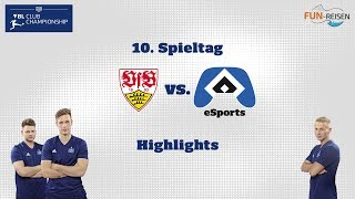 HSVeSports | Die Highlights des 10. Spieltags der VBL