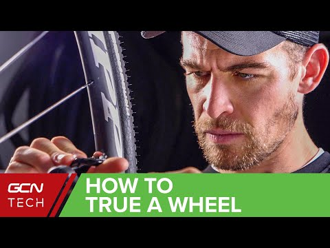 How To True A Wheel