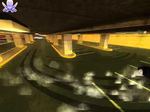 GTA SA Drift Mod + Real Sound Mod Movie