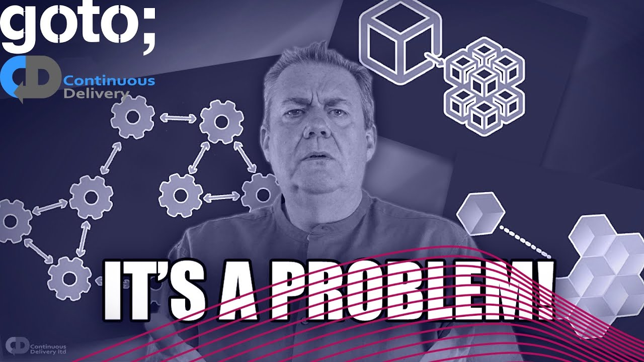 GOTO 2021 • The Problem with Microservices • Dave Farley