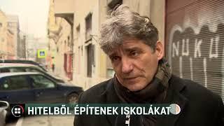 Hitelből épít iskolákat a magyar állam 20-01-25