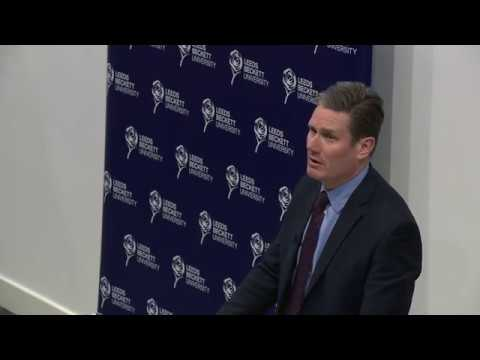 Keir Starmer - Britain After Brexit