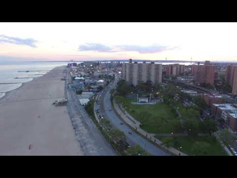 Coney Island and Brighton Beach Brooklyn NY