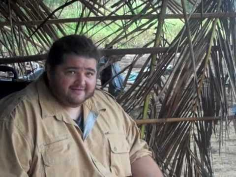 "Jorge Garcia takes the LA Times on a special ""Lost..."