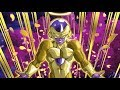 (Super Attack) Golden Frieza (Angel) - Tenth Warrior of the Seventh Universe