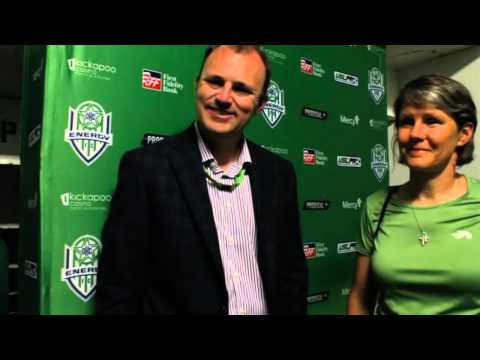 Interview with Jason Hawkins Energy FC
