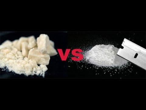 Cocaine vs Heroin