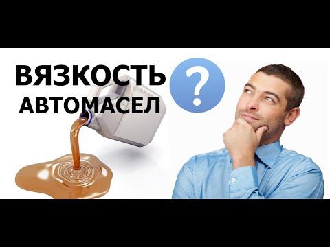 Вязкость моторного масла - ПРОСТО О СЛОЖНОМ