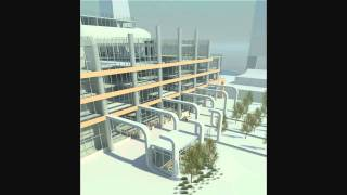 MY MODELING & RENDERING-West End Boutique Hotel-Dallas