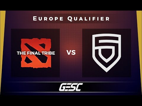 The Final Tribe vs PENTA Game 4 - GESC Jakarta EU Qualifier: Grand Finals - @BreakyCPK @TrentPax