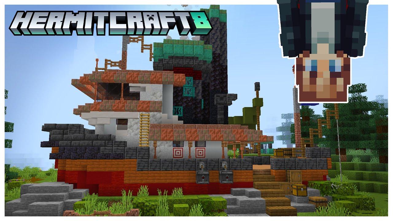 Hermitcraft S8: We Have a SHOP! | Episode 4