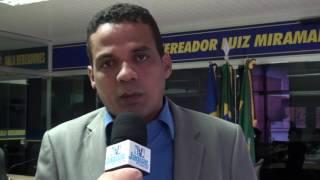 João Paulo aponta birra do Weber em verba para calçamento liberada por Danilo Forte Para a Catumbela