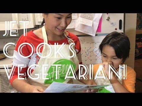 Jet Cooks Vegetarian!