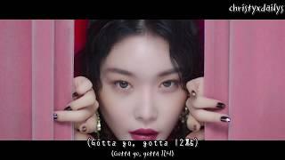 """[繁中韓字MV] 金請夏 (청하 / CHUNGHA) - """"벌써 12시 / 已經12點 (Gotta Go)"""""""