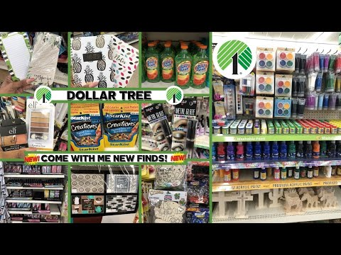 DOLLAR TREE Come With Me 2 OF MY FAVORITE DOLLAR TREE STORES⭐️NEW⭐️Finds Essentials & So Much MORE!
