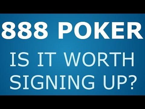 888 Poker Review - Is It The Best Online Poker Room?