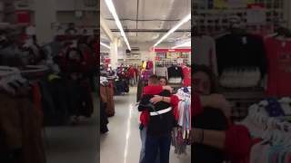 Marine surprise homecoming for Christmas