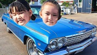 Wheels on the bus Song | Nursery rhymes & Kids song By LoveStar