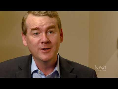 Full interview: Senator Michael Bennet