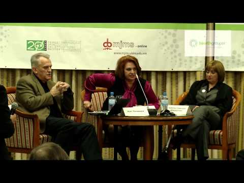 Healthgrouper International Summit on Pay-For-Performance in Macedonia