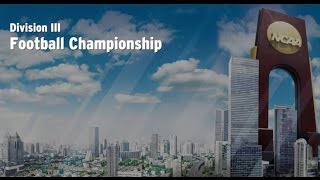NCAA Championship Site Selections - Division III Football