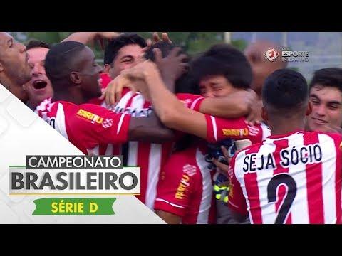 Melhores Momentos - Bangu 1 x 0 Portuguesa - Série D (27/05/2017)