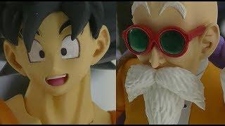 S.H.Figuarts - Son Goku & Kame Sennin - Dragonball 亀仙人 & 孫悟空 地球育ちのサイヤ人 - ドラゴンボール @ Akiba SR thumbnail