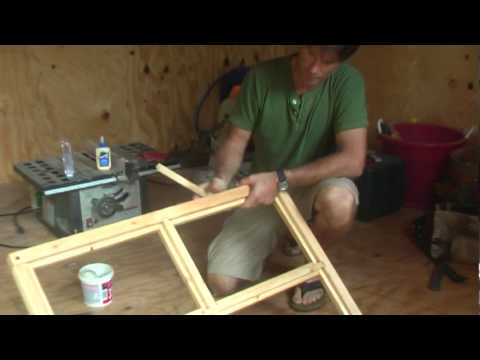 How To Make A Window Part 2 Mpg