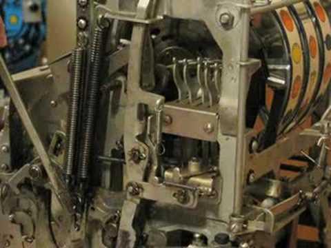 Jennings slot machine parts chaise de bureau ado sans roulettes