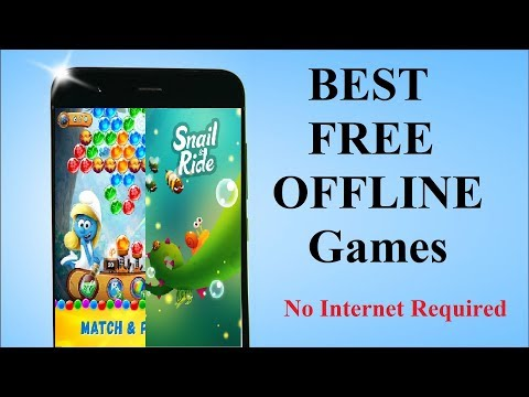 Best Free Offline Games For Android Phones