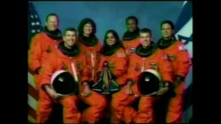 The Columbia Disaster: STS-107 Re-entry NASA TV Coverage