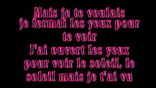 Giusy Ferreri-Volevo te (traduction en Français)