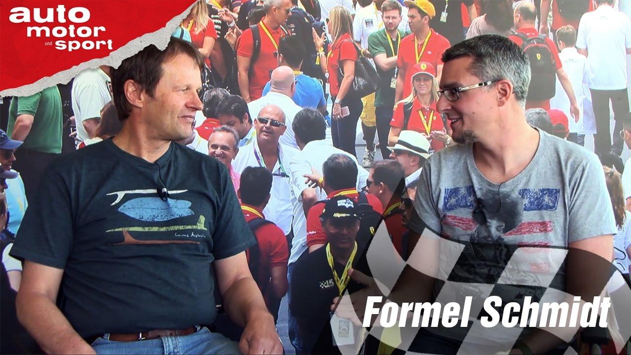Formel Schmidt - GP Australien 2017 | auto motor und sport