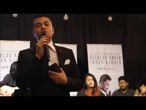 Dato' Fazley Yaakob : Ku Mohon Maaf Sayang  Live at Talent Lounge #SetulusKasihTour 1080pᴴᴰ