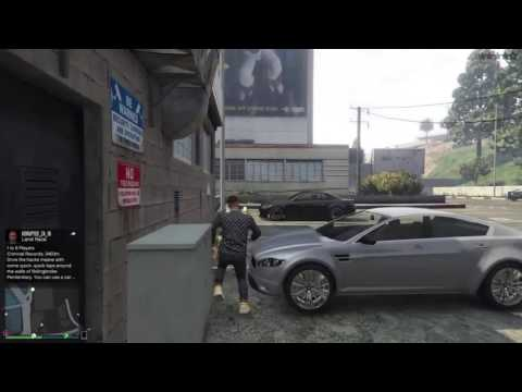 GTA 5 ONLINE HOW TO TURN BACK ON THE AUTO AIM