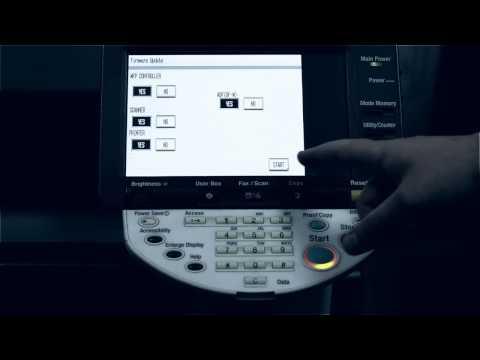 Imaging Unit Reset for Konica Minolta Bizhub  C203 / C253 / C353