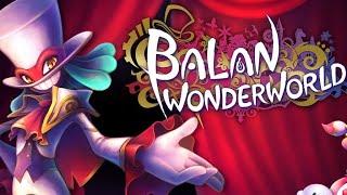 BALAN WONDERWORLD | A Spectacular Preview - Official Announcement Trailer (2021)