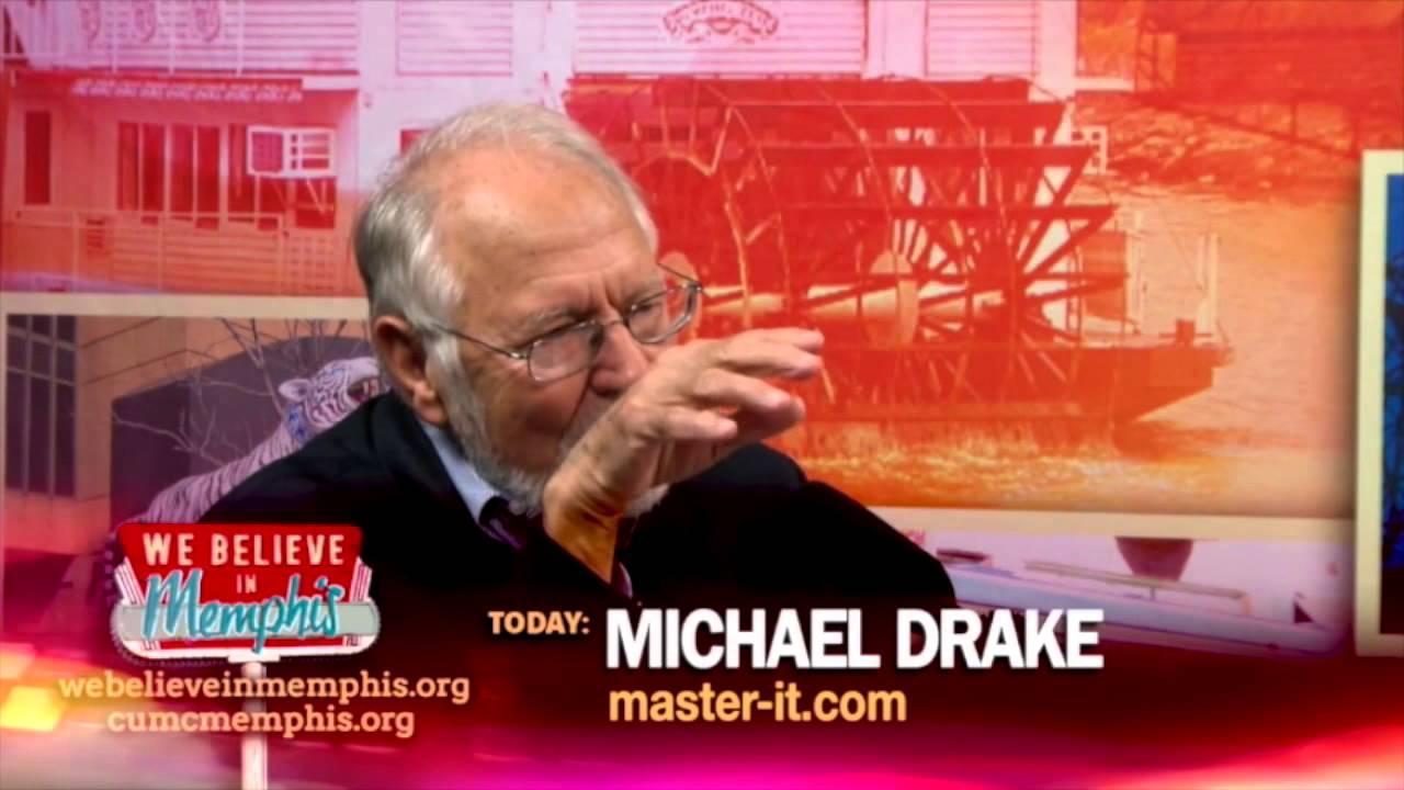masterIT CEO Michael Drake Interviewed on We Believe in Memphis
