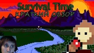 Обзор игры Survival Time!