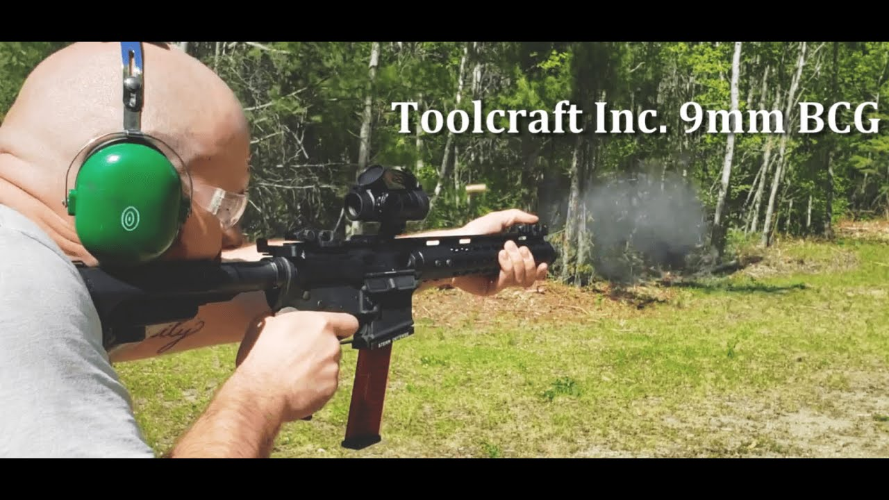 Toolcraft Inc  9mm BCG -Is This The Best 9mm BCG For The Money?