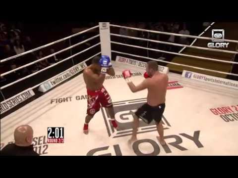 GLORY 2 Brussels - Gokhan Saki vs. Mourad Bouzidi (Full Video)
