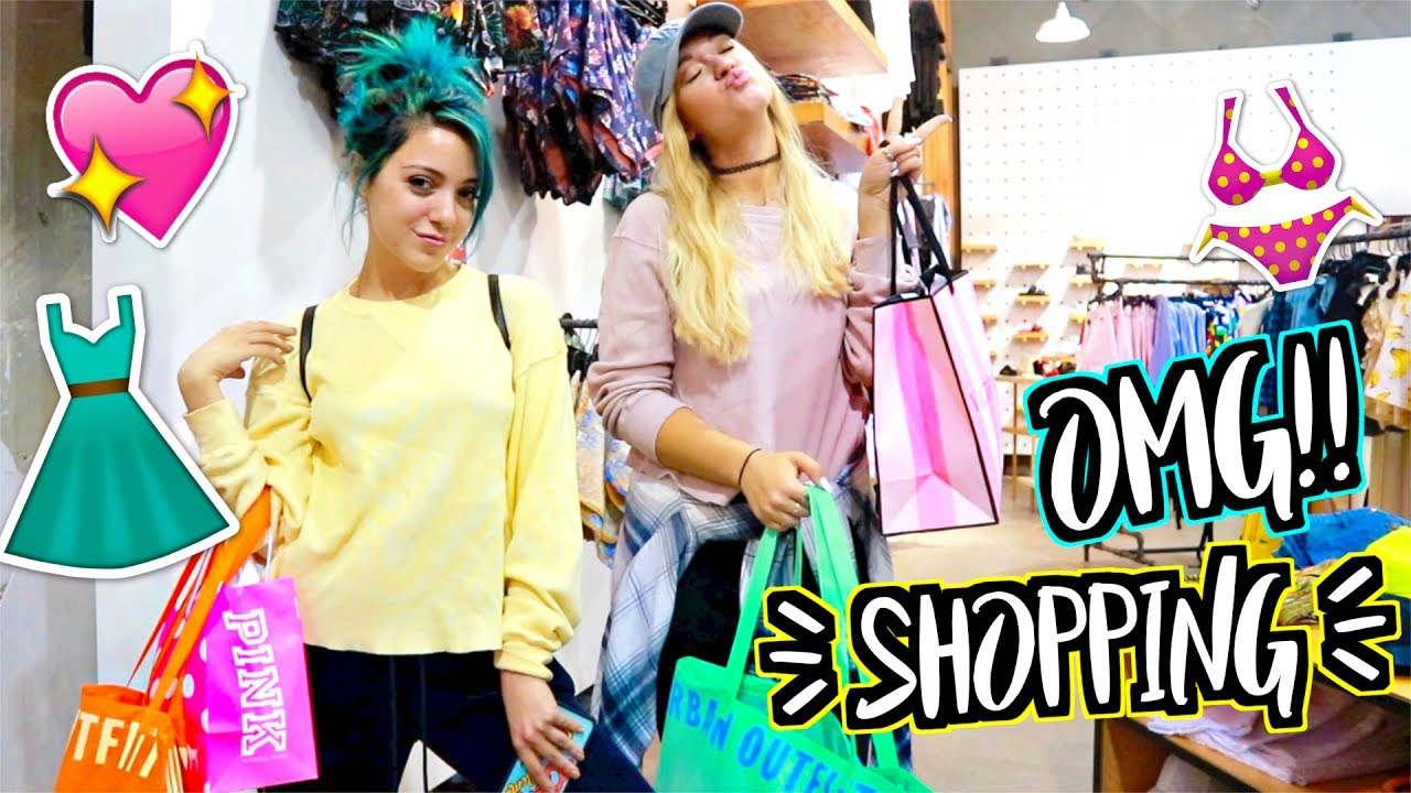 What Is A Shopping Spree
