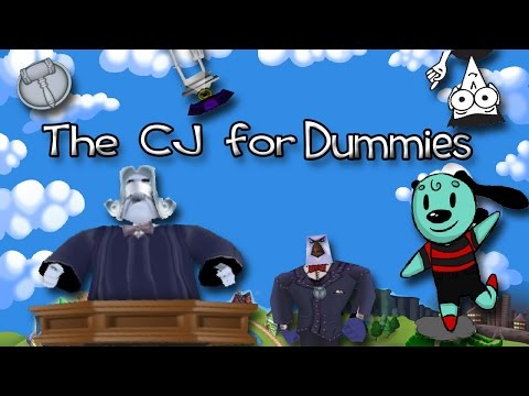 The CJ Battle For Dummies!! (Toontown Rewritten Tips & Tricks)