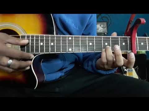 Chitthi Bhitra guitar Lesson - Sajjan Raj Vaidya