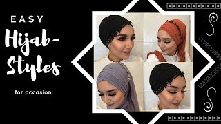 Hijab Styles for Special Occasion