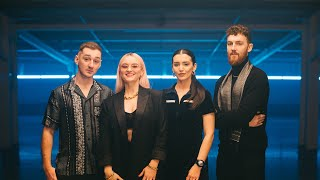 Clean Bandit - Higher (feat. GRACEY and iann dior) [Official Acoustic Video]