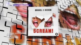 Brugel & Kicken - Scream! (Official Music Video Teaser) (HD) (HQ)