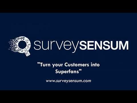 SurveySensum Omni-Channel platform